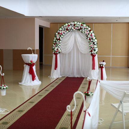 Аренда зала для регистрации брака