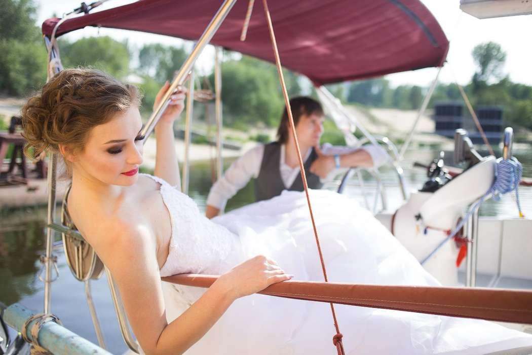Фото 9056100 в коллекции Аренда парусной яхты с алыми парусами для фотосессий - Аренда яхты Паруса-нн
