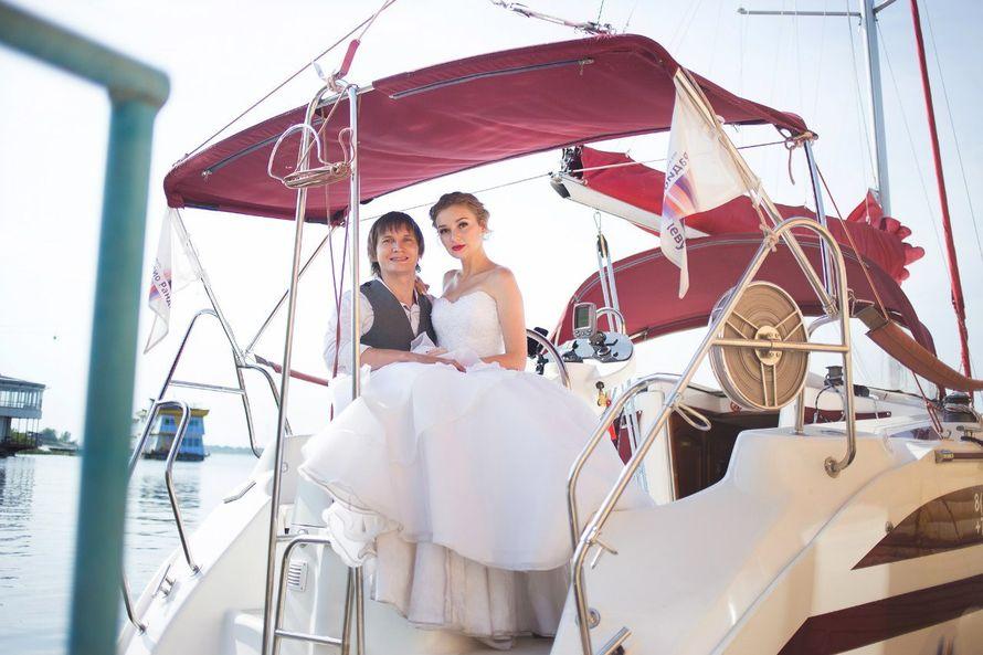 Фото 9056104 в коллекции Аренда парусной яхты с алыми парусами для фотосессий - Аренда яхты Паруса-нн