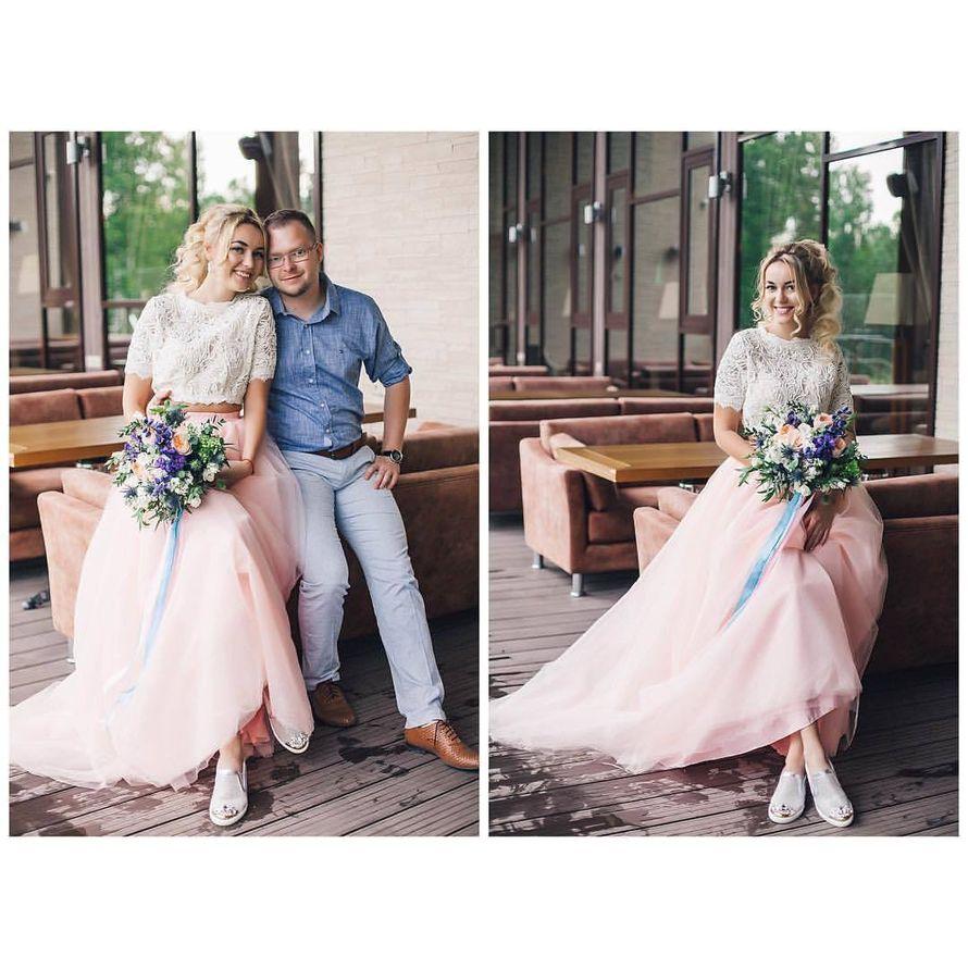 Свадьба Аси и Артема Фото: Алла Казабекова  Место: Гнездо Аиста - фото 13617582 Стилист Ната Андреева