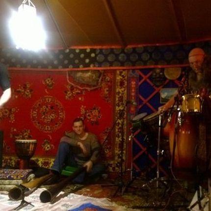 Чайные барабанные вечеринки