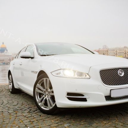 Jaguar XJ LONG 2013