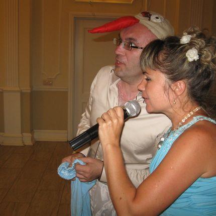 Ведущая, dj, вокал на свадьбу и юбилей
