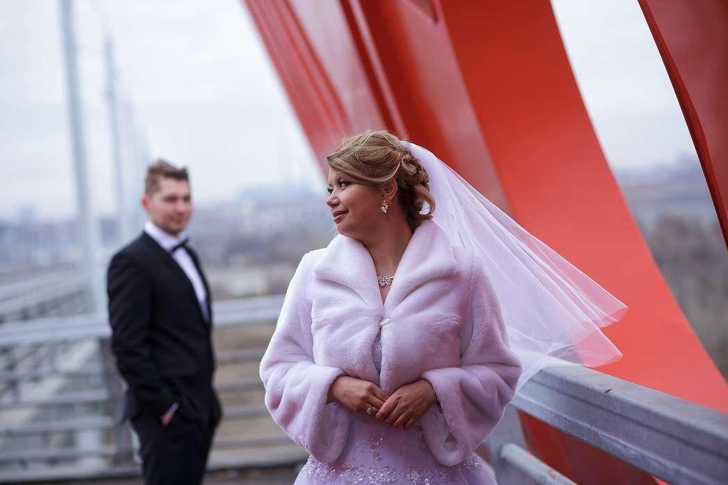 Фотосессия на бугринском мосту