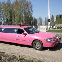 Розовый линкольн