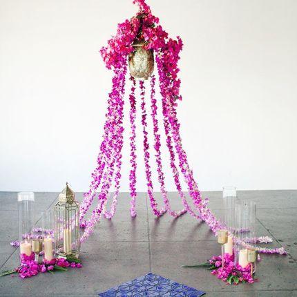 Создание декора и флористического оформления
