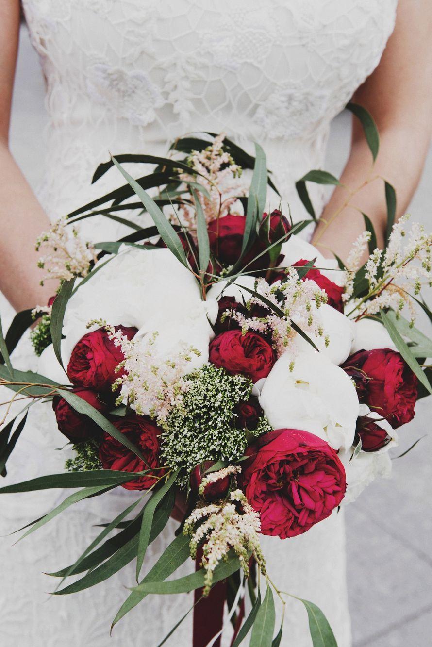 Фото 8521032 в коллекции Свадьба в стиле Vintage Сергея и Ксении - Студия флористики и декора Boho