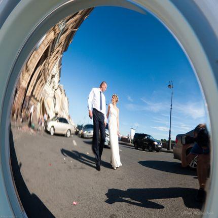 Фотосъёмка Легкая свадьба 5 часов