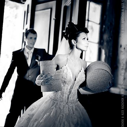 """Фотосъёмка неполного дня - пакет """"Легкая свадьба"""", 5 часов"""