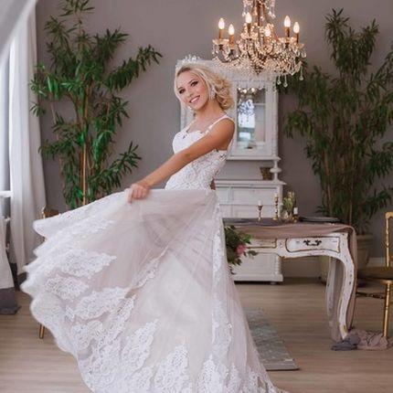 Свадебный образ для невесты