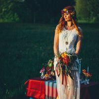 фото: Александр Червов модель: Арина Либонтова макияж, прическа: Лена Червова флористика, декор: Candy Bober