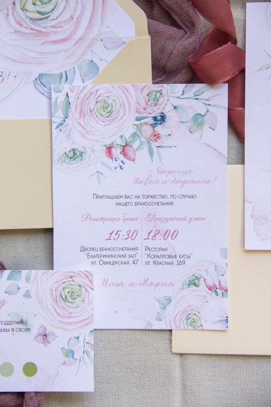 Фото 17548000 в коллекции Портфолио - Fairytale - свадебная полиграфия и фотокниги