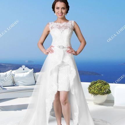 Свадебное платье Абелия