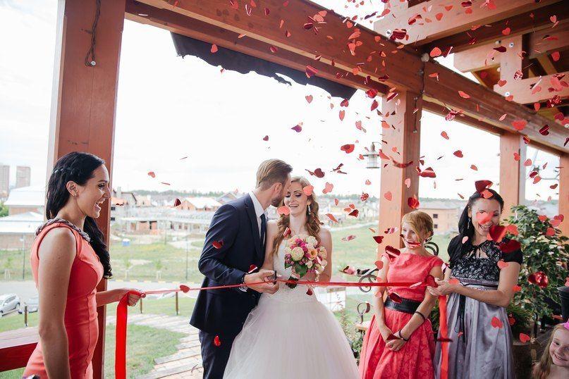 предлагаем фото свадьбы аси великой приколы кошечками