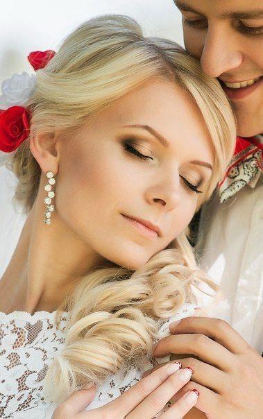 Фото 8719564 в коллекции Свадебный. Счастливые невесты - Визажист Юля Кузьменкова