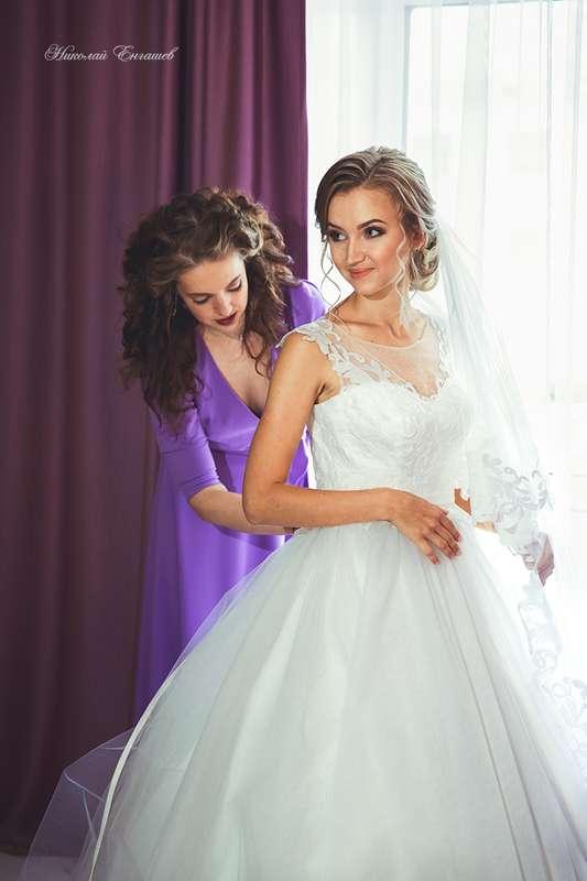 Невеста - фото 12967748 Фотограф Николай Енгашев