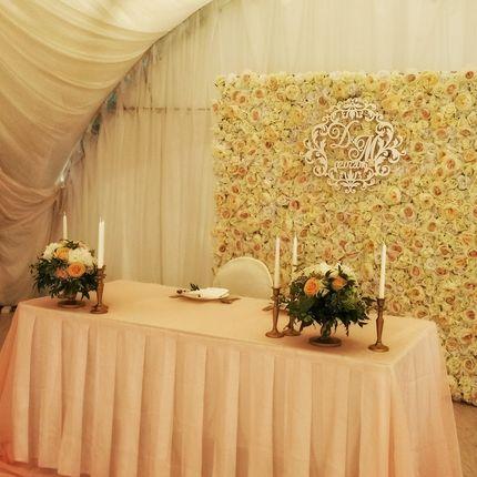 Оформление летней свадьбы в шатре - пакет Light