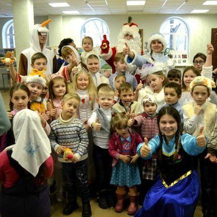 Дед Мороз и Снегурочка, проведение мероприятия
