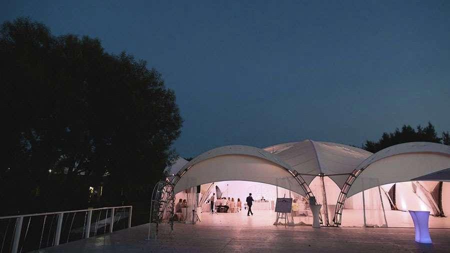 Фото 10352260 в коллекции Шатёр Белый Парус  - Event Park - площадки для проведения торжеств