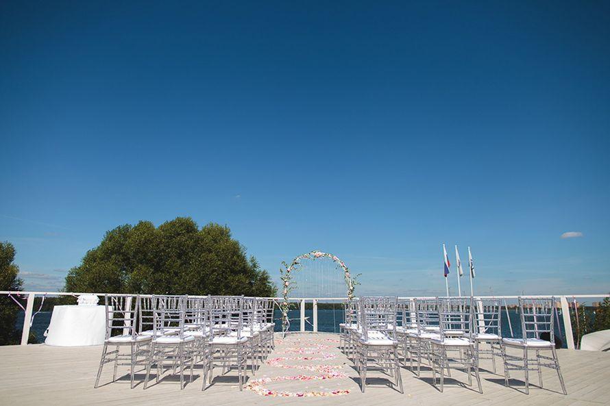 Фото 10352270 в коллекции Шатёр Белый Парус  - Event Park - площадки для проведения торжеств