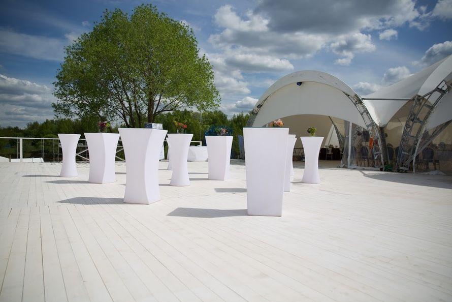 Фото 10352302 в коллекции Шатёр Белый Парус  - Event Park - площадки для проведения торжеств