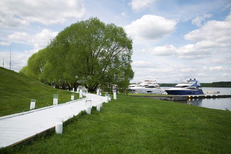 Фото 10352304 в коллекции Шатёр Белый Парус  - Event Park - площадки для проведения торжеств