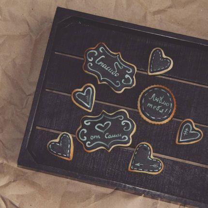 Печенье по индивидуальному дизайну