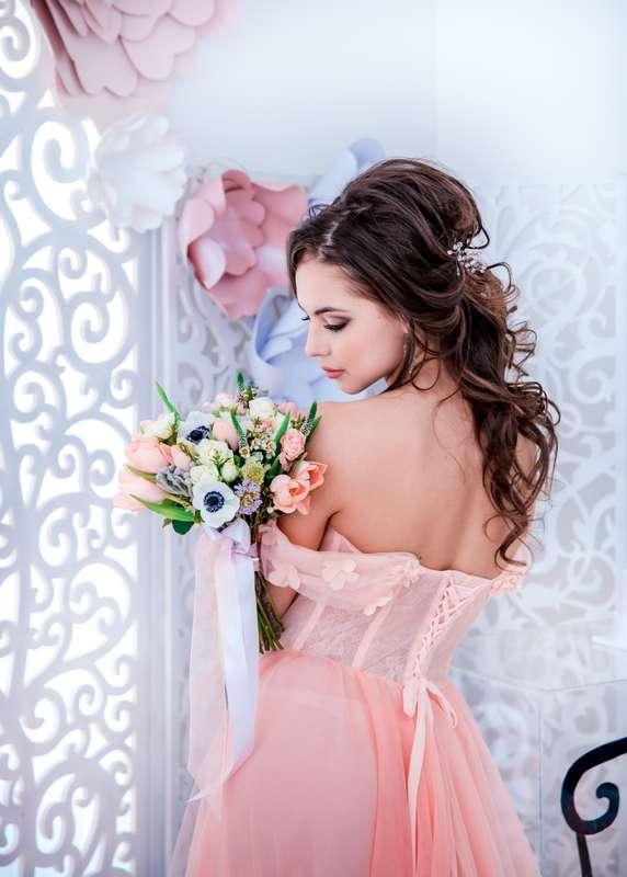 Прическа + макияж = от 3000 до 4500 руб. - фото 17208598 Стилист Оксана Бабаева