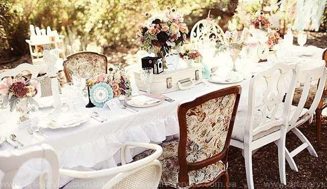 Фото 8906450 в коллекции Винтажная свадьба - Vanil-Decor - организация мероприятия