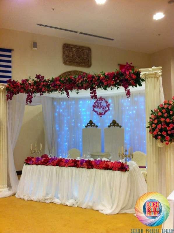 Фото 8958522 в коллекции Фото с некоторых проведенных нами свадеб - Рекламно-развлекательное агентство Sochi Promo Group