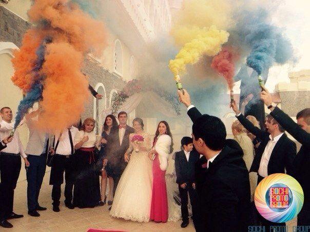 Фото 8961570 в коллекции Фото с некоторых проведенных нами свадеб - Рекламно-развлекательное агентство Sochi Promo Group