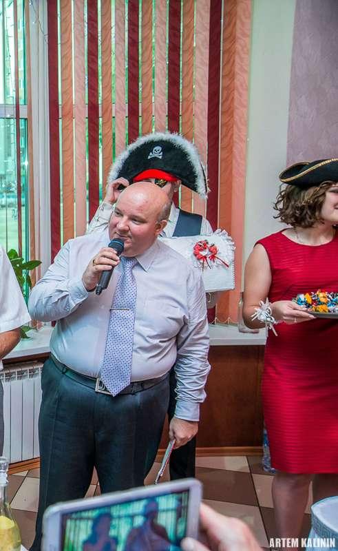 Фото 9027830 в коллекции Свадьба Веселовых - Ведущий Морозов Владимир