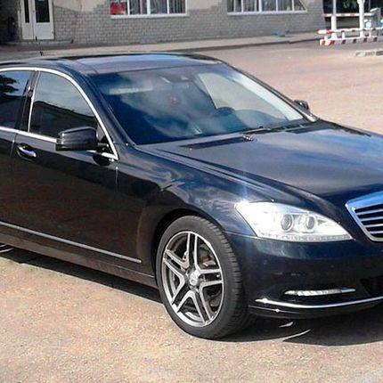 Аренда Mercedes w221 на 1 час