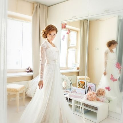 Стилист для невесты