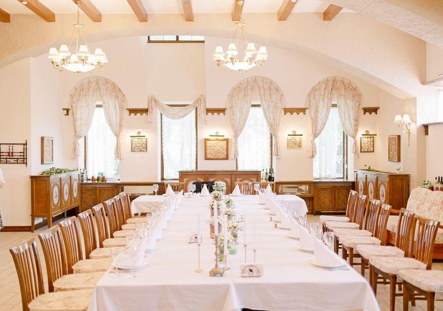 Фото 18574458 в коллекции Французский зал  - Ресторан Podkova