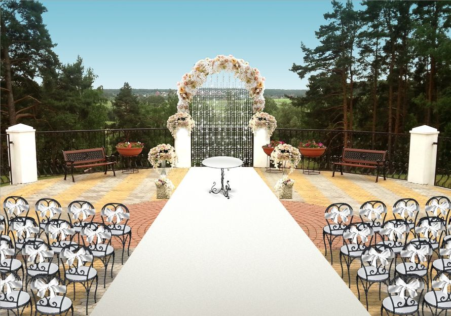Фото 9196734 в коллекции Свадебный декор - Организатор Столярова Наталья