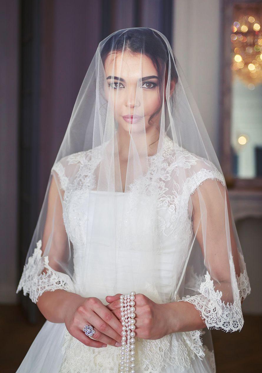 это образ невесты для венчания фото уговорил