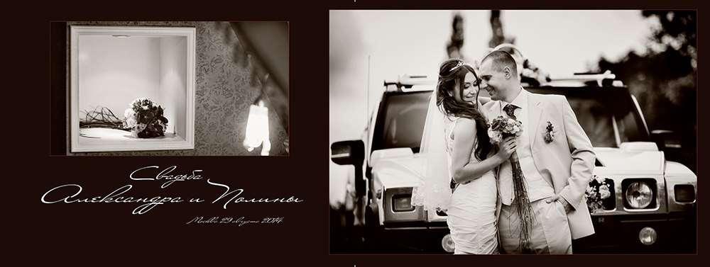 Фото 9265300 в коллекции Свадебная Фото Книга Полина и Александр! - Фотограф Дмитрий Дубовой