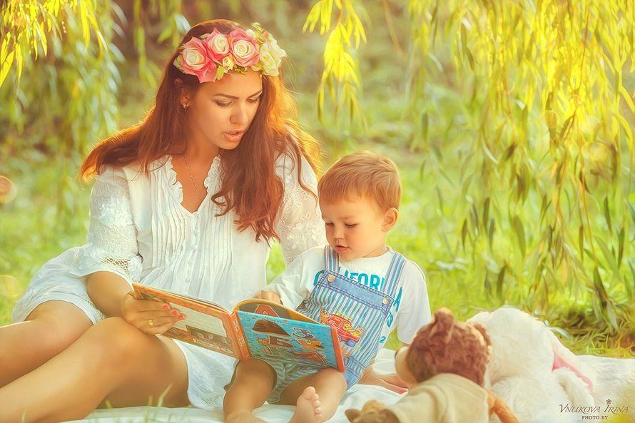 Семейная, детская или индивидуальная съёмка