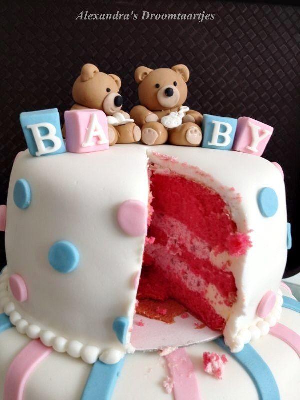 Торт пол будущего ребенка