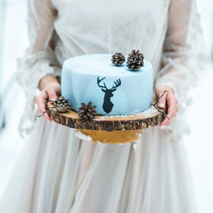 Авторский торт, стоимостью за 1 кг