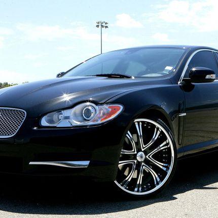 Свадебный автомобиль Jaguar XF
