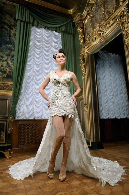 Фото 9349618 в коллекции Портфолио - Салон свадебной и вечерней моды Marie Blanc