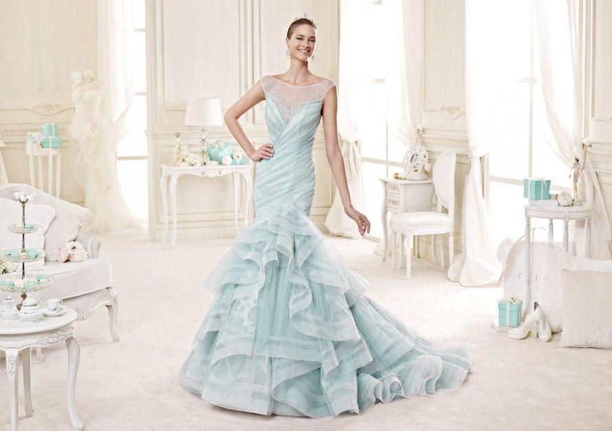 Фото 9339344 в коллекции Свадебные платья от европейских брендов по сниженным ценам - Свадебные платья от Wedding market