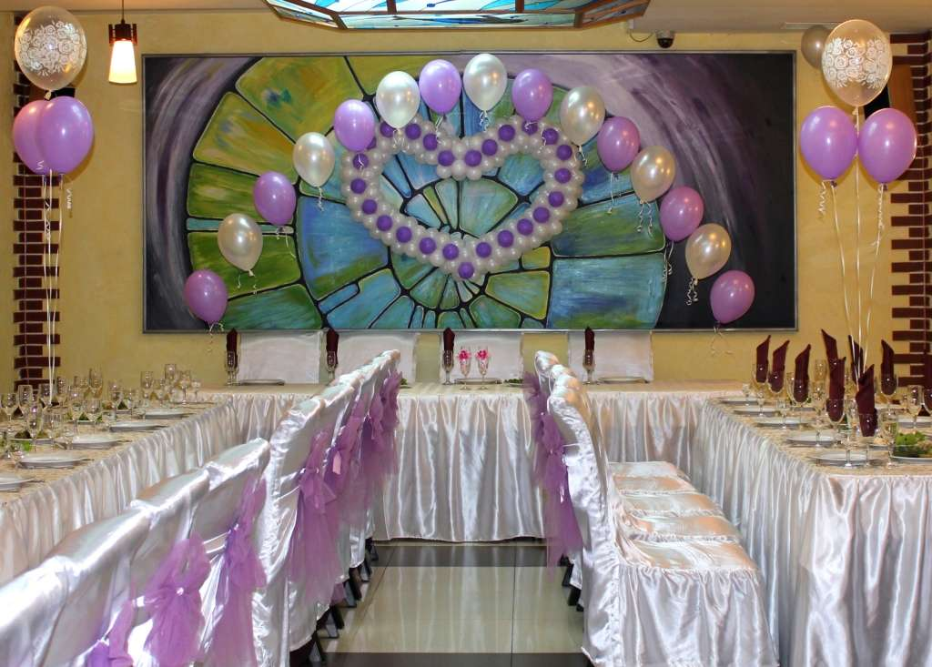 "Свадебное оформление. Ресторан ""Афалина"" - фото 936371 Праздничное агентство ""Пеппи"""