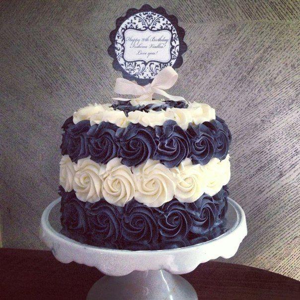 Картинки сливочных тортов