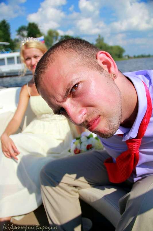 Жених следит за тобой. - фото 619354 Фотограф Дмитрий Бородин