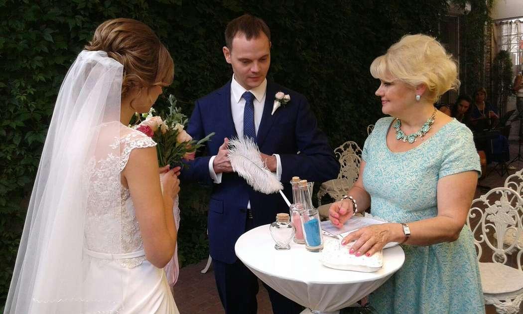"""Фото 9413878 в коллекции Выездная регистрация брака - Выездная регистрация брака """"Алые паруса"""""""