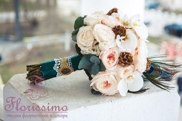 """Фото 10061088 в коллекции наши свадьбы :) - Студия флористики и декора """"Florissimo!"""""""