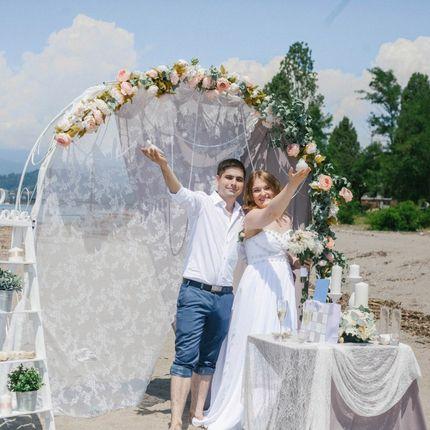 "Свадебная церемония за границей - пакет ""Классика"""